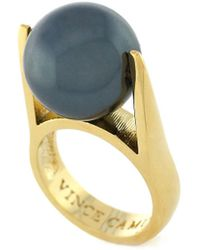 Vince Camuto - World Is Your Oyster Ring - Lyst
