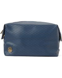 Mi-Pac - Mi Pac Wash Bag Navy Perf - Lyst