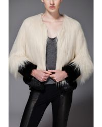 Unreal Fur Fire and Ice Jacket - Lyst