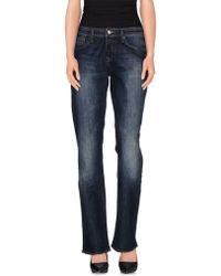 Mavi Jeans - Denim Trousers - Lyst