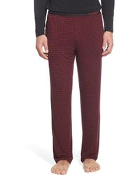 Naked - Stretch Lounge Pants - Lyst