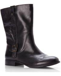 3f85da0e3b9 Isaac Mizrahi New York - Adam Short Boots - Lyst
