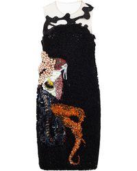 Mary Katrantzou Ursulon Dress - Lyst