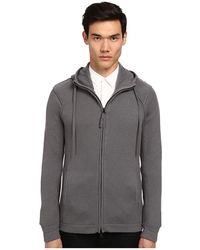 Helmut Lang Core Cashmere Hooded Sweater - Lyst