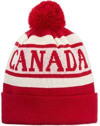Canada Goose toronto outlet fake - Shop Men's Canada Goose Hats | Lyst