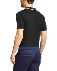 BOSS Green - Regular-fit Golf Polo Shirt In Stretch Cotton: 'pasey' - Lyst