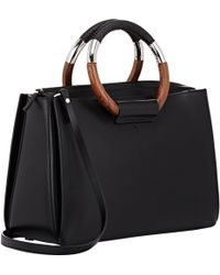 The Row Classic 5 Satchel - Lyst