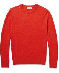 Hentsch Man Merino Wool Sweater - Lyst