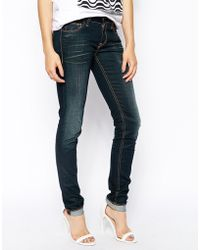 Gsus Sindustries - Rosa Skinny Jeans - Lyst