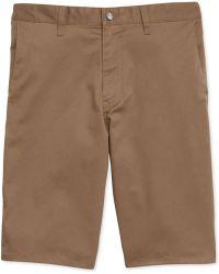 Volcom - Frickin Modern Stretch Shorts - Lyst