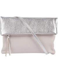 Pietro Alessandro - Oversized Leather Clutch - Lyst