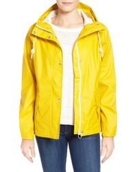 Tretorn - 'tora' Hooded Rain Jacket - Lyst