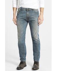 Diesel 'Krayver' Slouchy Slim Fit Jeans - Lyst