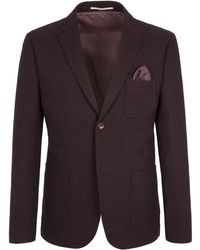 Racing Green Paul Sports Collar Jacket - Lyst