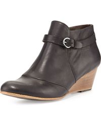 Coclico Karoly Wedge Ankle Boot - Lyst