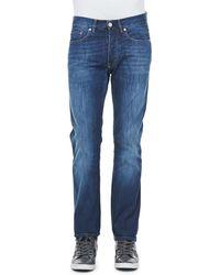 Acne Studios Roc Verakai Slim Fit Jeans - Lyst