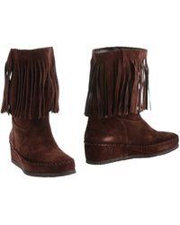 Daniela Fargion - Ankle Boots - Lyst