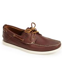 Timberland Earthkeepers 'Heritage' Boat Shoe - Lyst