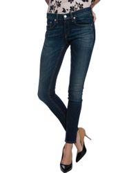 Rag & Bone The Skinny Parliment Denim Jeans - Lyst
