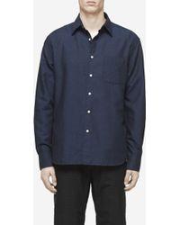 Rag & Bone Beach Shirt - Lyst