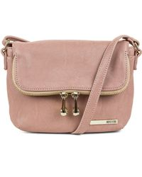 Kenneth Cole Reaction - Wooster Street Leather Foldover Crossbody Bag - Lyst