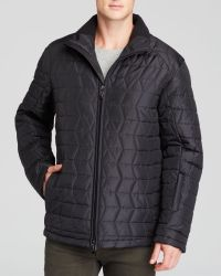 Tumi - 3d Quilted Lightweight Puffer Jacket - Lyst