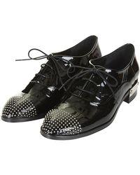 Topshop Papier Premium Shoes - Lyst