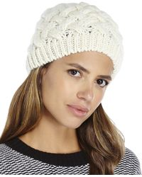Jil Sander Navy - Knitted Hat - Lyst