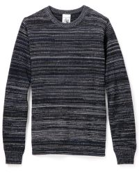 S.N.S Herning Gray Monitor Sweater - Lyst