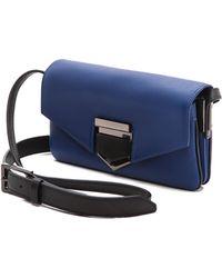 Time's Arrow - Ion Small Shoulder Bag - Paris Blue - Lyst