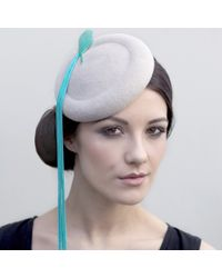 Maggie Mowbray Millinery - Tilly Fringe Headpiece - Lyst