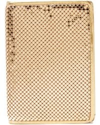Whiting & Davis - Passport Cover - Lyst