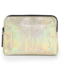 3.1 Phillip Lim Omg 31 Second Iridescent Pouch - Lyst