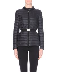 Moncler Quilted Jacket - For Women - Lyst