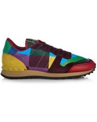 Valentino 1973 Rainbow Low-Top Trainers - Lyst