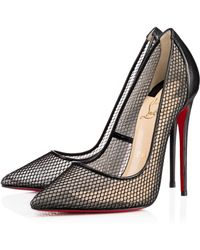 Christian Louboutin Follies Resille - Lyst