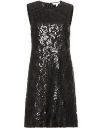 Diane von Furstenberg - Kaleb Embellished Shift Dress - Lyst