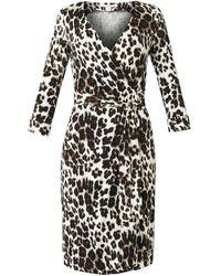Diane Von Furstenberg New Julian Two Dress - Lyst