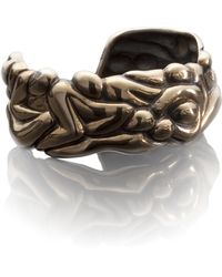 Antonella Tanzini | Gathering Bangle Bronze | Lyst