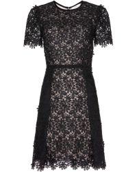 Erdem Aubrey Lace Dress - Lyst