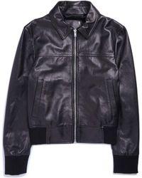 R13 | Berlin Leather Jacket | Lyst