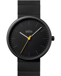 Braun - Ceramic Bracelet Watch - Lyst