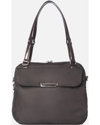 MZ Wallace Coco Tote Steel Bedford - Lyst