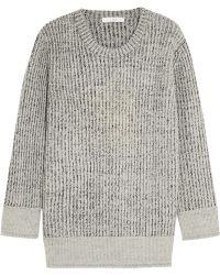 Iro Manouka Ribbed Wool Sweater - Lyst