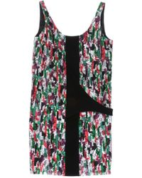 Balenciaga Lace Dress - Lyst