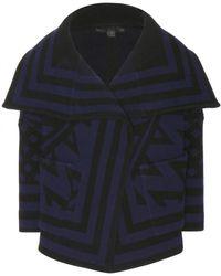 Burberry Prorsum Wool and Cashmereblend Jacket - Lyst