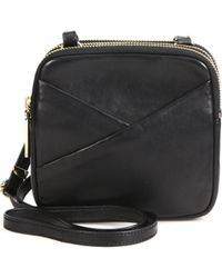 A.L.C. Paloma Compartment Bag black - Lyst