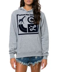 LRG - The Box Icons Hoodie - Lyst