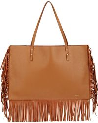 Maiyet - Fringed Sia Tote - Lyst