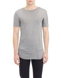 Helmut Lang Slub T-Shirt - Lyst